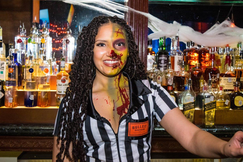 2019 Sexy Zombie Halloween Party